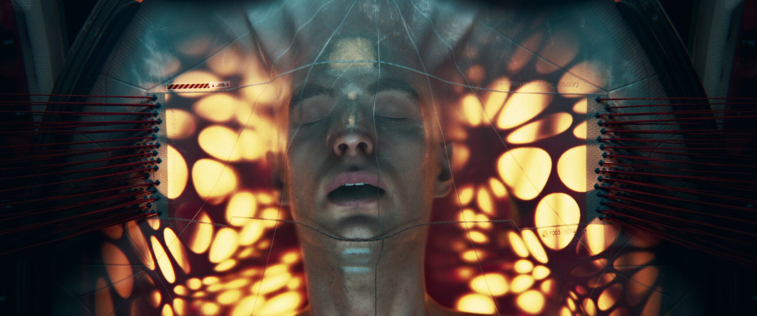 Narrator from Danil Krivoruchko's indie sci-fi short BLINDSIGHT, inspired by Peter Watts novel