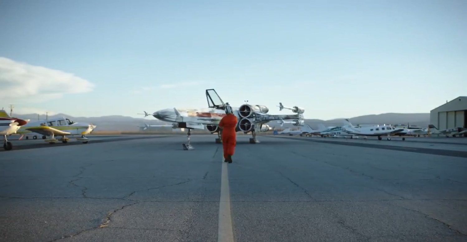 Star Wars Rogue Squadron Patty Jenkins - on The Fantasy Network News