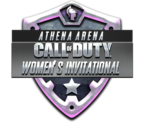 Logo for The Athena Alliance CLT Call of Duty Women's Invitational Gaming Event