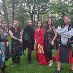 Sam Weston, The Swordswoman, interview on The Fantasy Network News