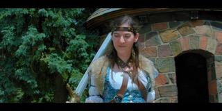 Sam Weston, The Swordswoman - interview on The Fantasy Network News