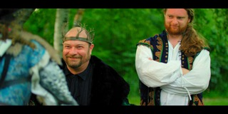 Sam Weston, The Swordswoman interview on The Fantasy Network News