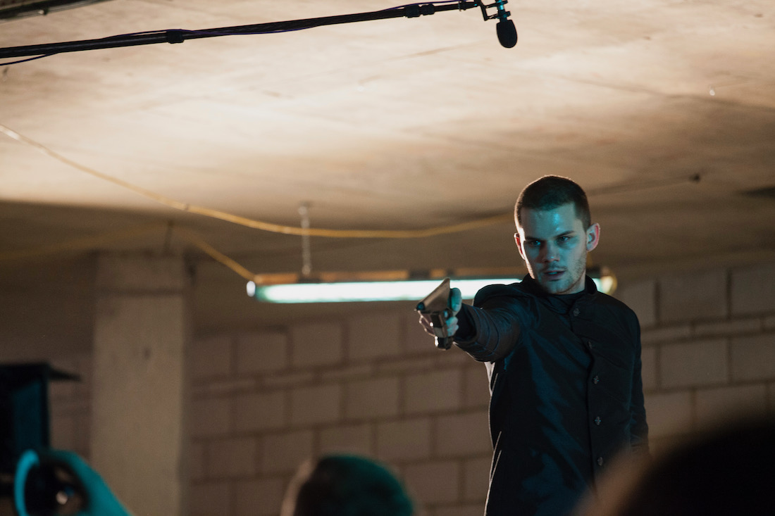 Jeremy Irvine in Cognition, an indie-sci fi short film - article on The Fantasy Network News