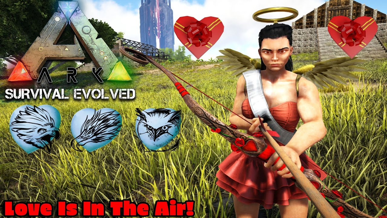 Ark Love Evolved cover art - article on gaming and anxiety on The Fantasy Network News