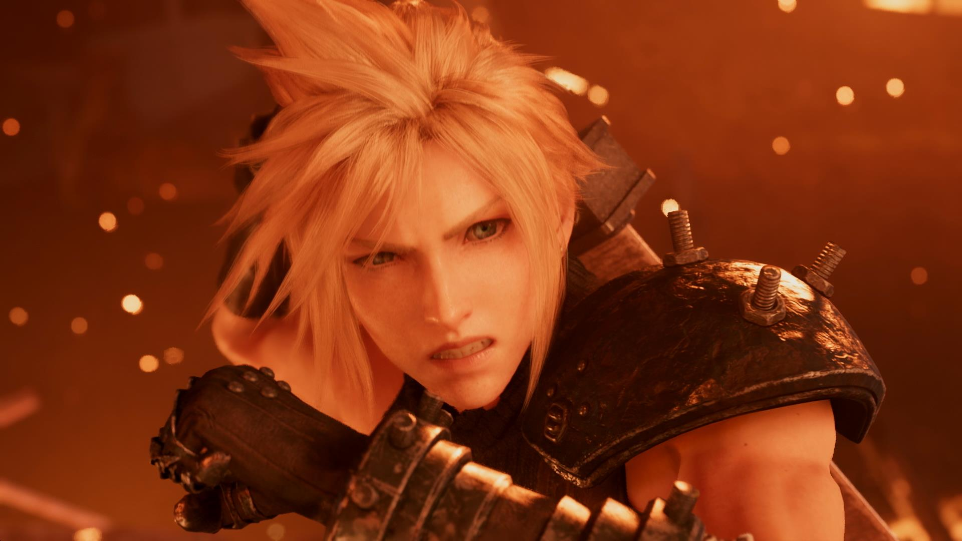 Image from Final Fantasy VII remake - review on The Fantasy Network News
