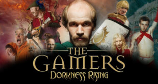 The Gamers: Dorkness Rising being livestreamed on Twitch by Roll Playing Gamers