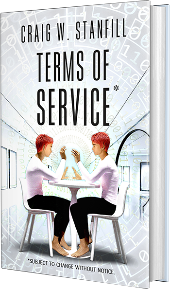 Terms of Service, a novel by Craig Stanfill - on The Fantasy Network News