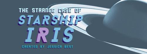 Strange Case of Starship Iris - an audio drama - interview on The Fantasy Network News