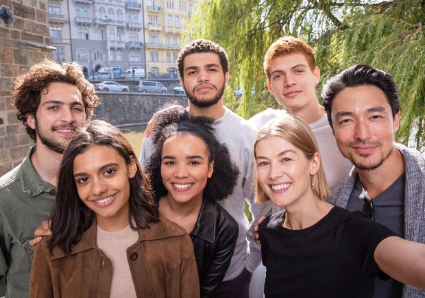 Wheel of Time cast