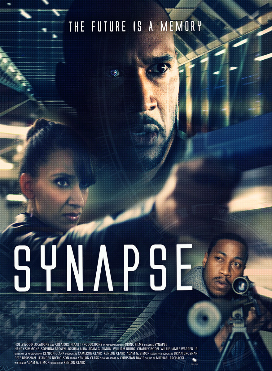 Synapse by Kenlon Clark - review on The Fantasy Network News